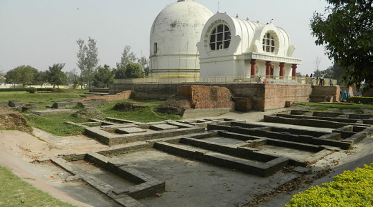 Kushinagar – Tours of Buddhist Pilgrimage Sites